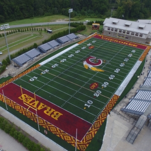Cherokee High School - North Carolina